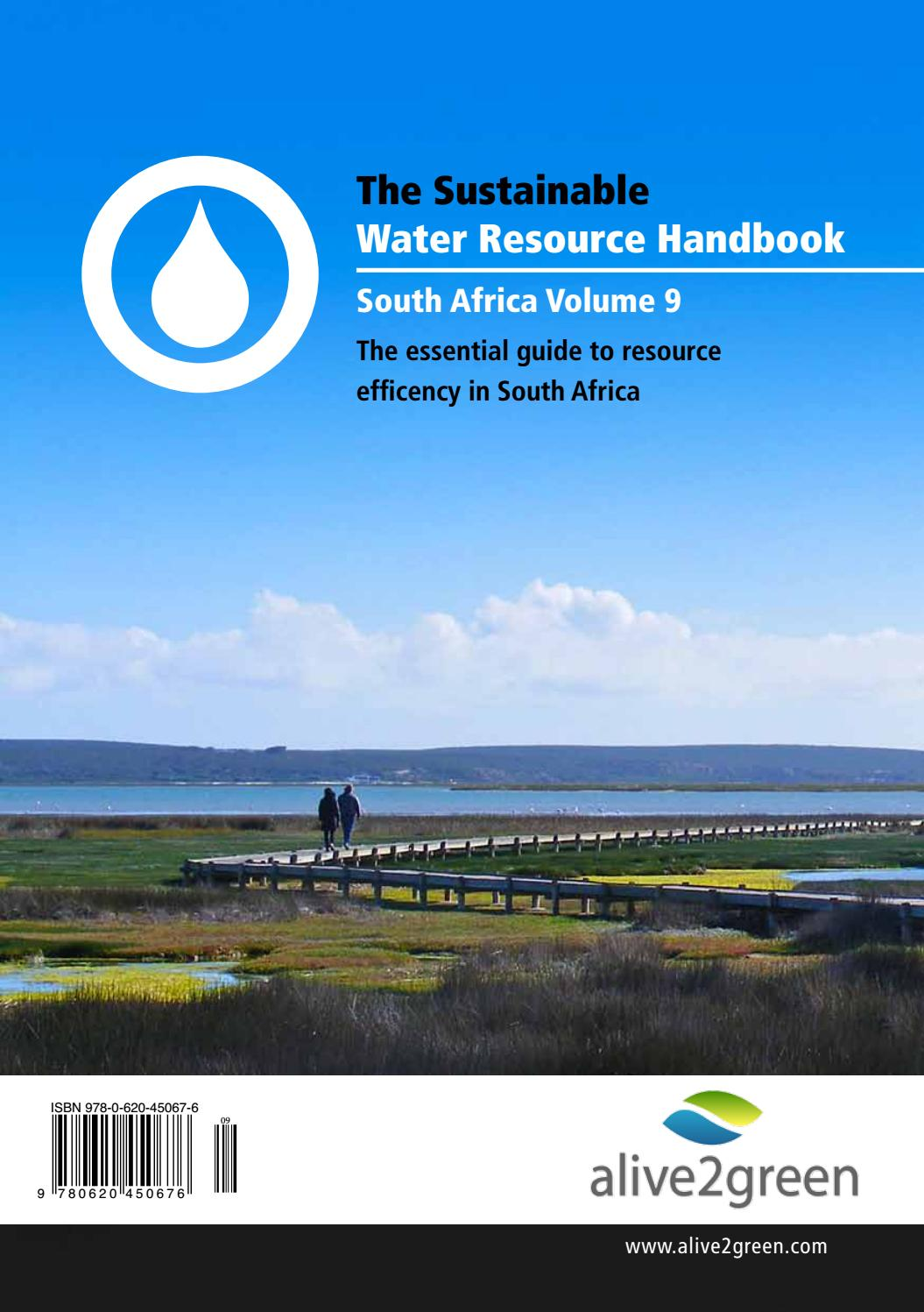 The Sustainable Water Resource Handbook v9 by Alive2Green