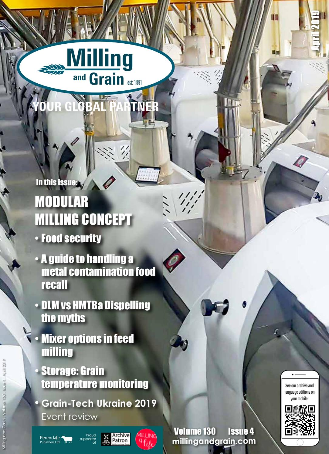 APR 2019 - Milling and Grain magazine by Perendale Publishers - issuu