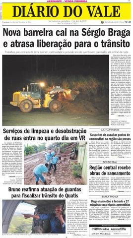 3733be571 9021 - Diario - Quinta-feira - 11.04.2019 by Diário do Vale - issuu