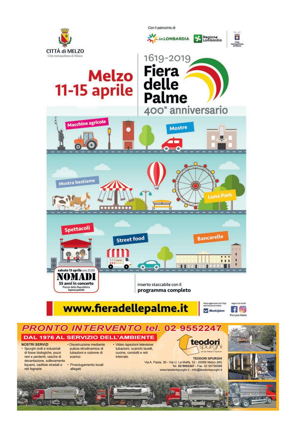 A Modo Mio Melzo fiera delle palme melzo 2019 by netweek - issuu