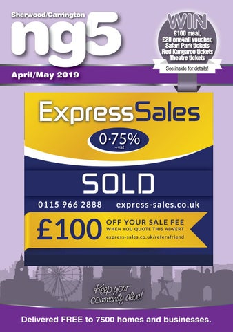 851eb20493 NG5 Sherwood April May 2019 by Ali Wale - issuu