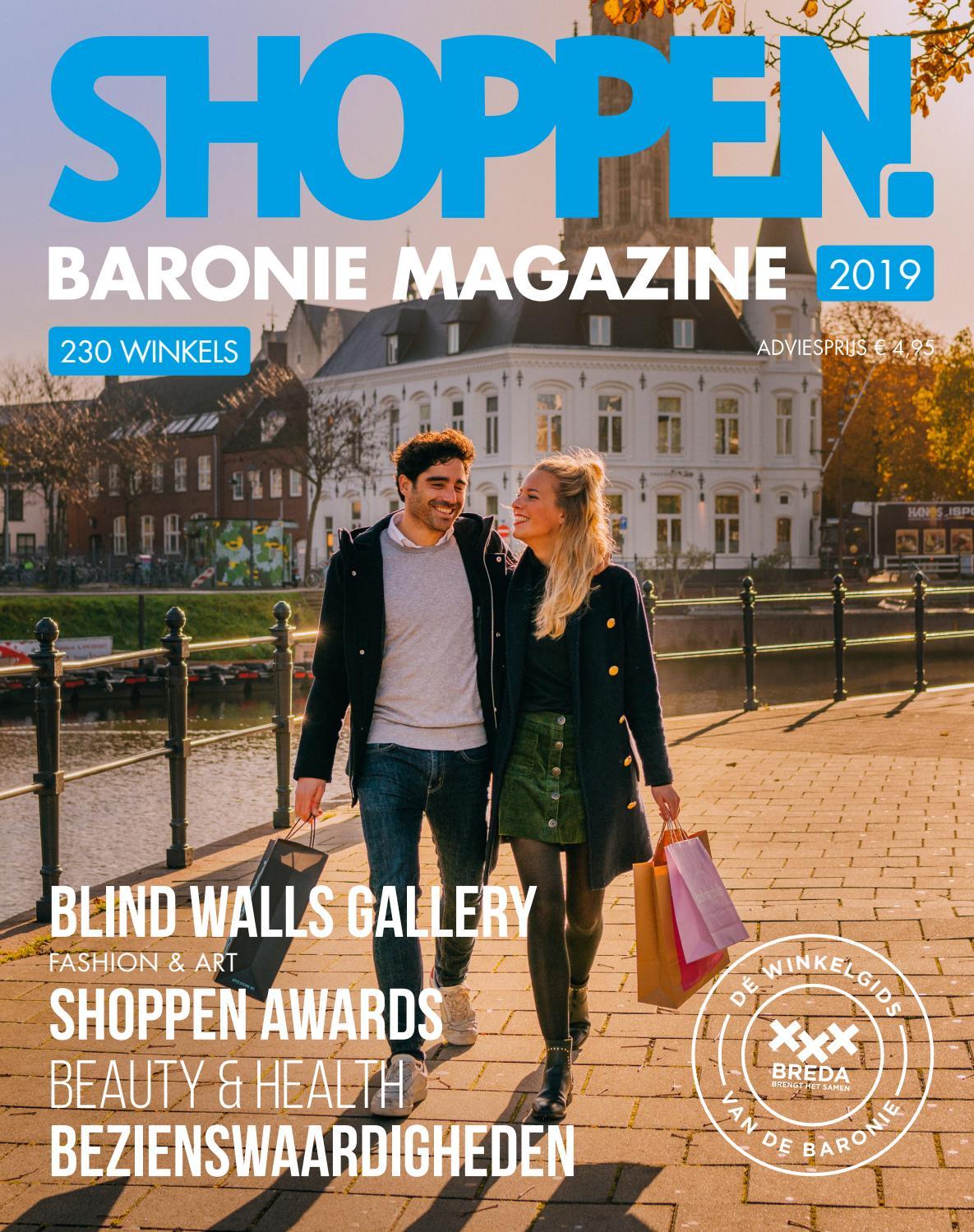 Shoppen Baronie Magazine 2019 By Stappen Shoppen Issuu