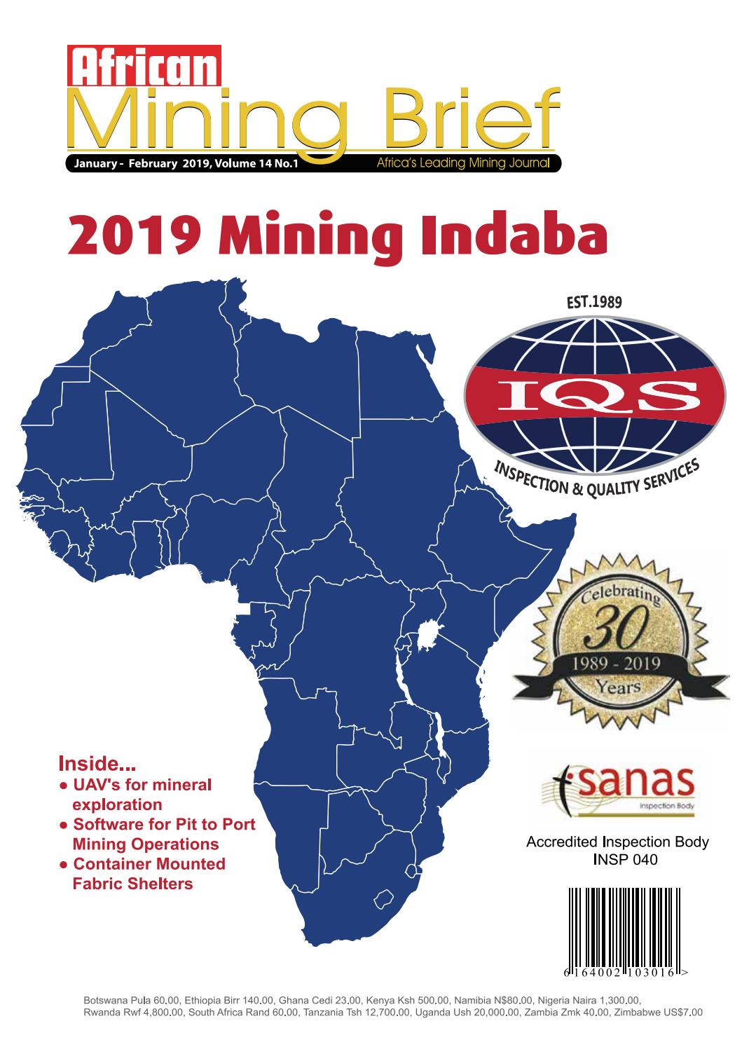 African Mining Brief - Jan/Feb 2019 by AMBriefonline - issuu