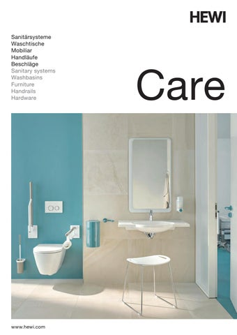 HEWI Care Brochure by maggp - issuu