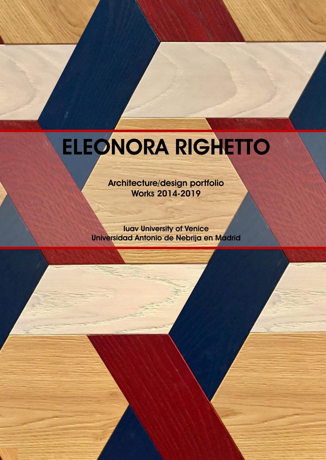 Porte Interne Color Ciliegio architecture's portfolio by eleonora righetto - issuu