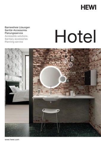 HEWI Hotel Brochure by maggp - issuu