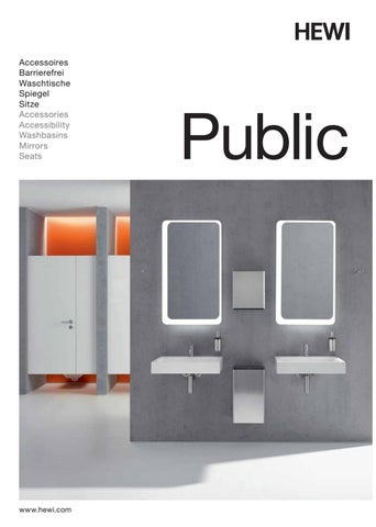 HEWI Public Brochure by maggp - issuu