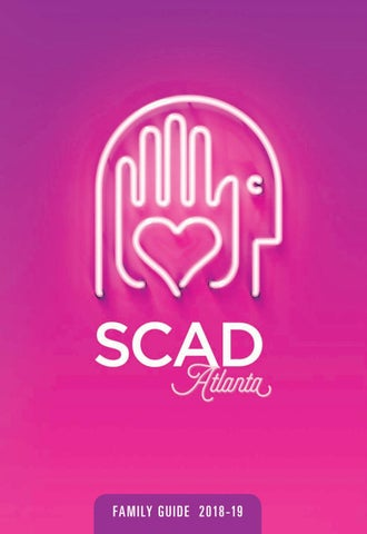 Phenomenal Scad Atlanta Family Guide By Scad Issuu Download Free Architecture Designs Grimeyleaguecom