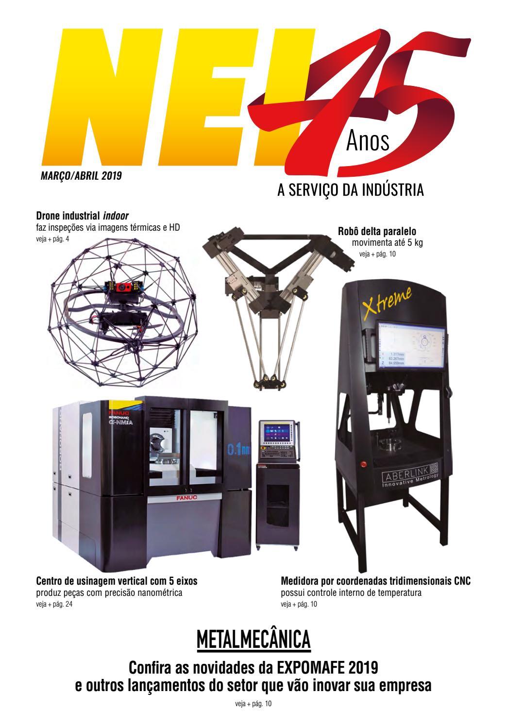 fbfd4a641 Revista NEI Março/Abril 19 by Revista NEI - issuu