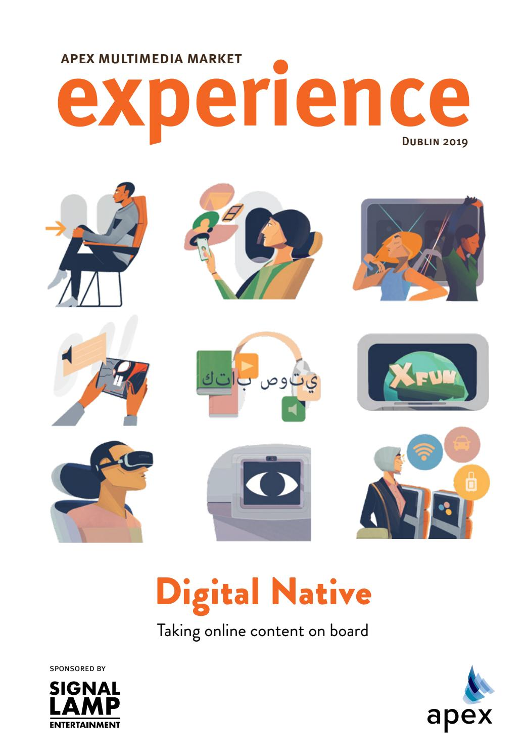 APEX Experience: MultiMedia Market 2019 by Spafax - issuu