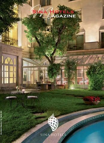 Sina Hotels Magazine Summer 2019 By Sina Hotels Issuu