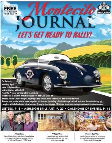 Let's Get Ready to Rally! by Montecito Journal - issuu