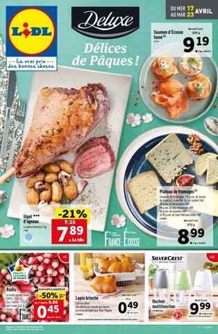 Catalogue Lidl Du 17 Au 23 Avril 2019 By Monsieurechantillons Fr