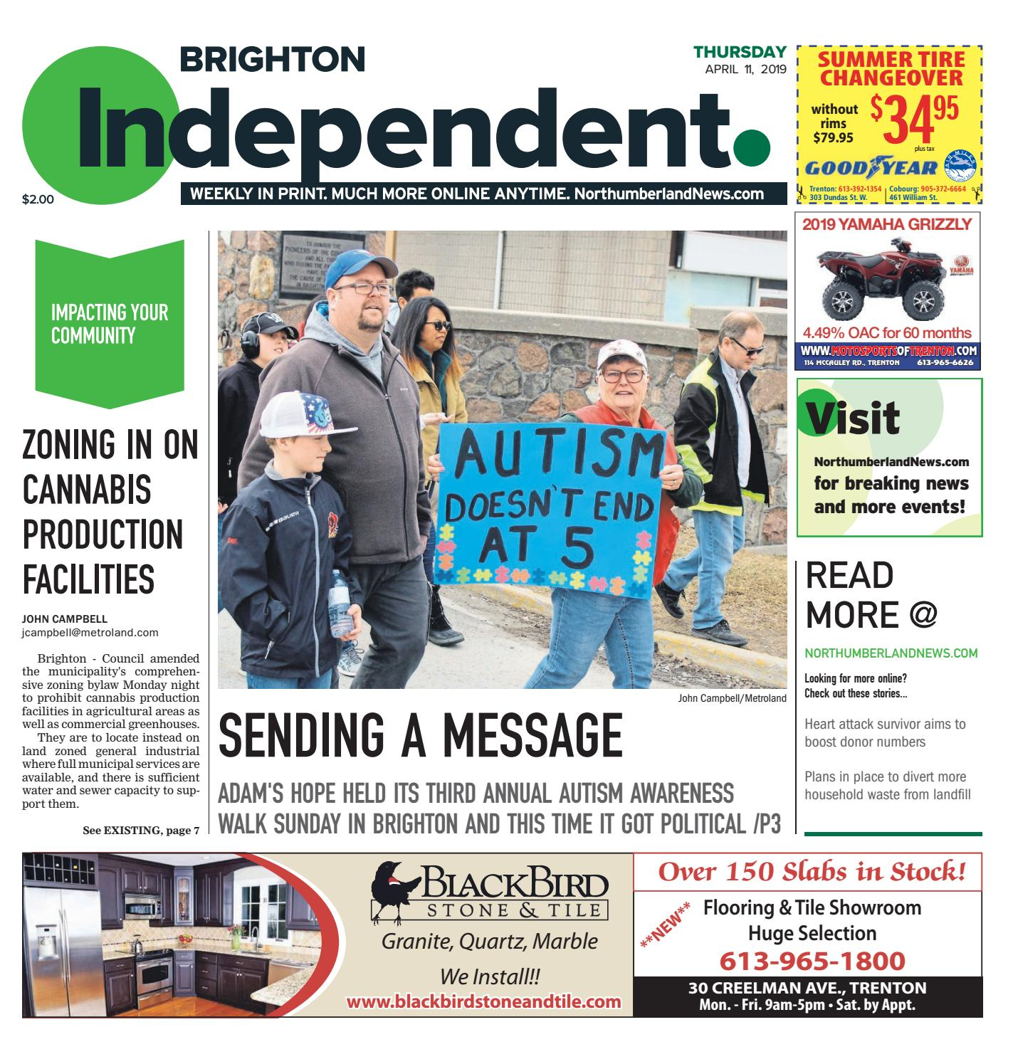 Brighton Independent April 11, 2019 by Metroland East