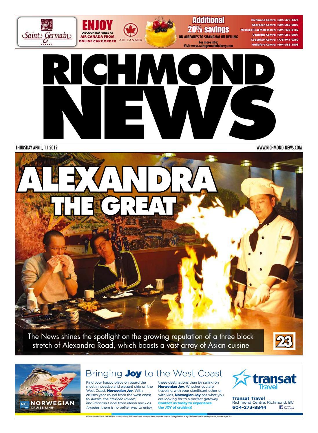 eec4d549b27659 Richmond News April 11 2019 by Richmond News - issuu