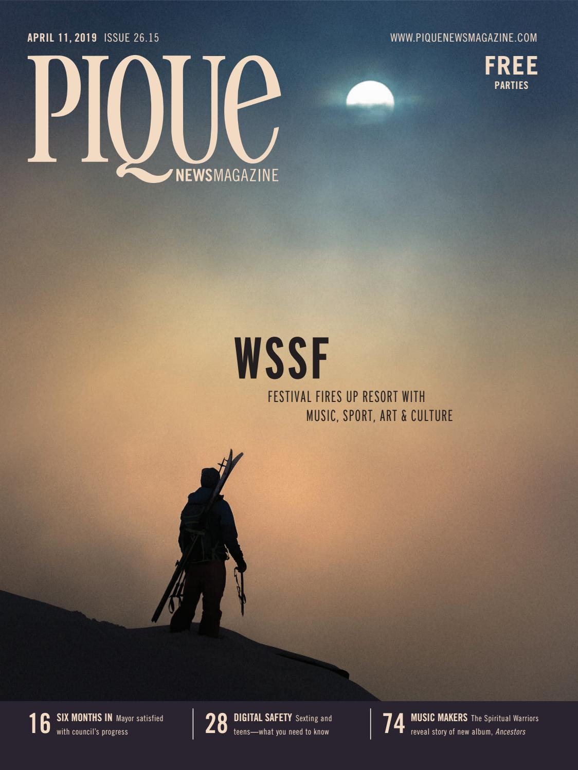 Pique Newsmagazine 2615 by Whistler Publishing - issuu