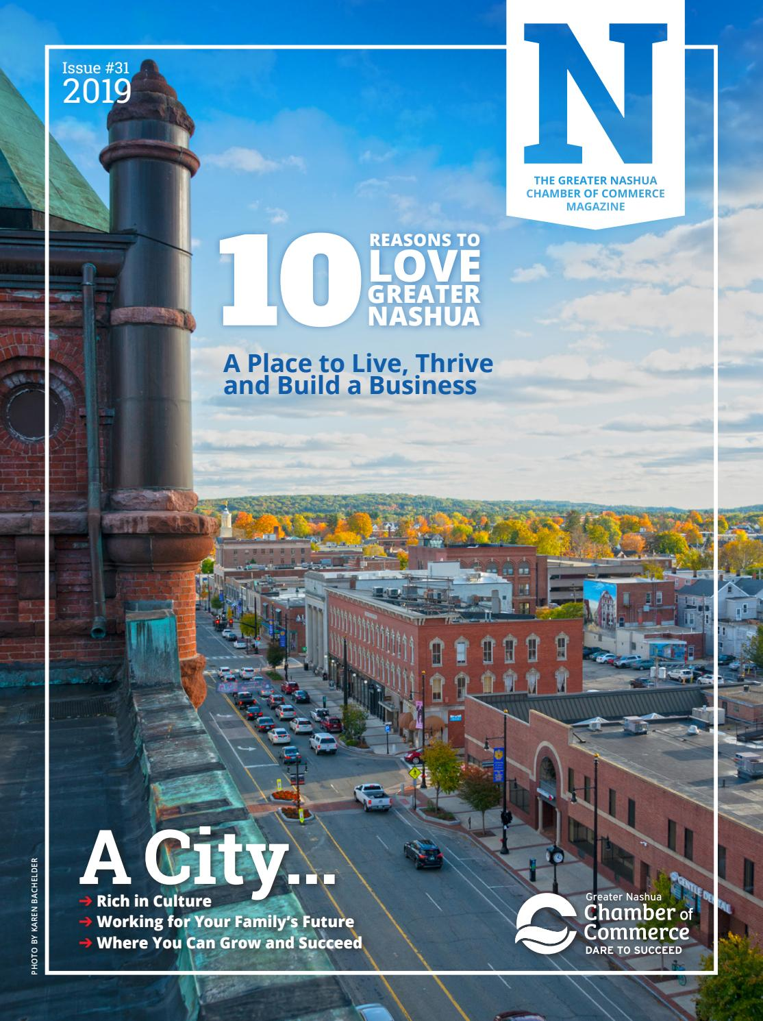 N Magazine 2019 by McLean Communications issuu