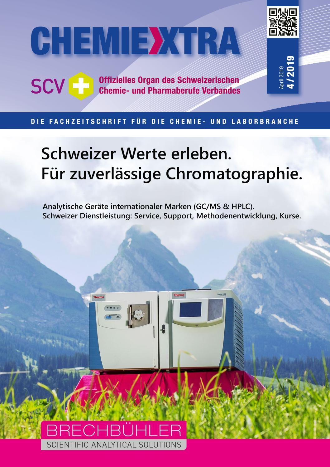 ChemieXtra 42019 by SIGWERB GmbH issuu