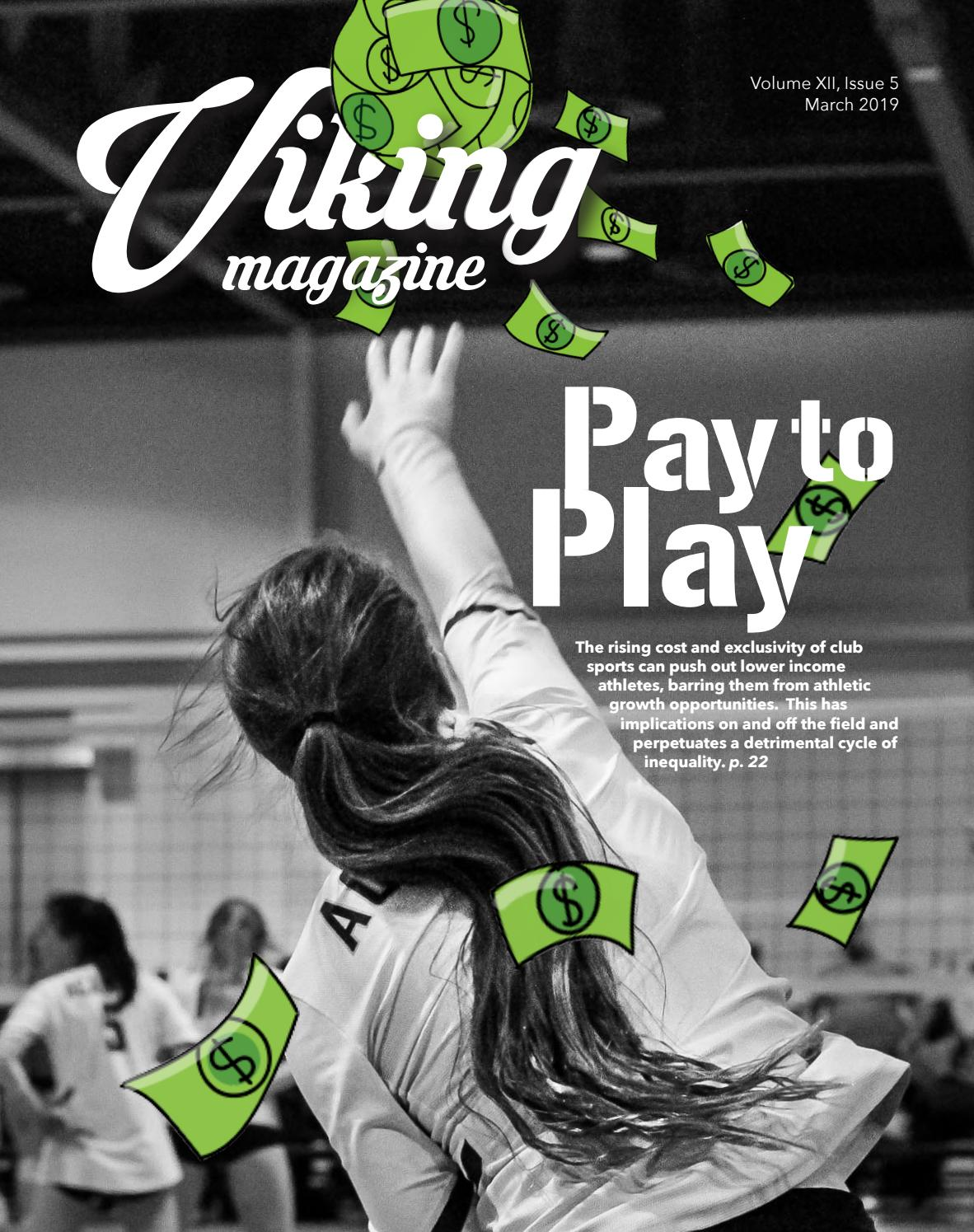 f4b686ee74a Viking Volume XII Issue 5 by The Viking Magazine - issuu