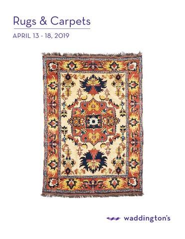 Rugs Carpets Online Auction Apr 13