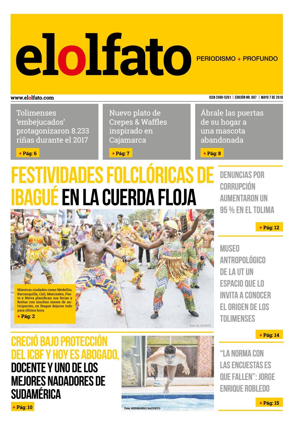 ElOlfato com - Edición 007 by El Olfato - issuu
