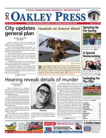 47b3b43e3e3f5 Oakley Press 04.12.19 by Brentwood Press   Publishing - issuu