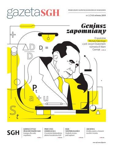 87dc9fa41b5 WIOSNA 2019 by gazetaSGH - issuu