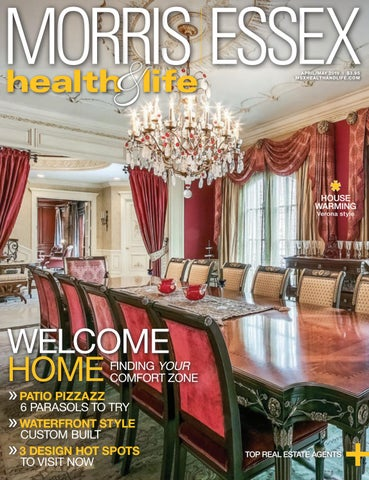 Morris| Essex Health & Life: April/May 2019 by Wainscot