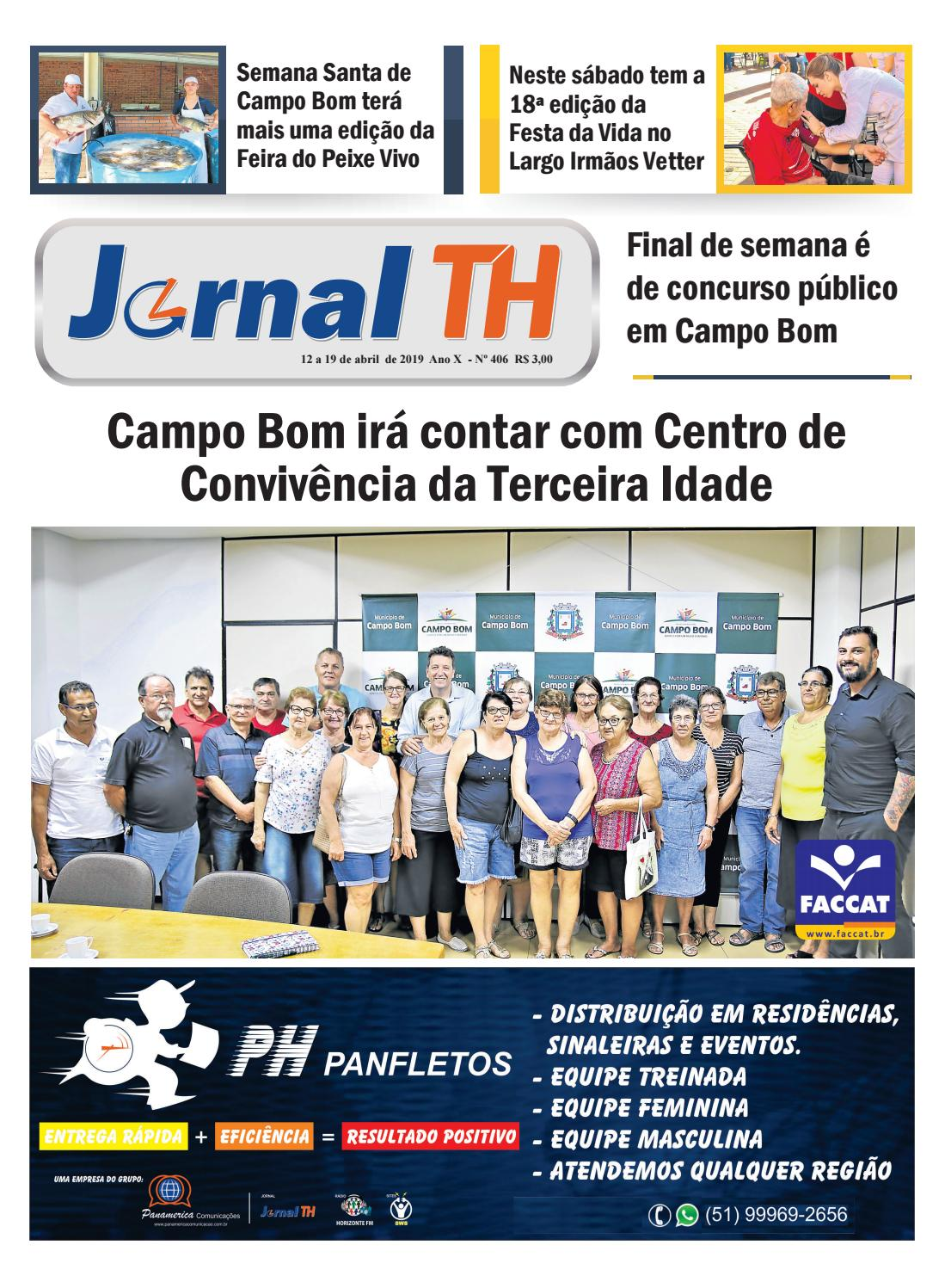 bbf6f41c1 ABRIL 2019 2 by Jornal Toda Hora - issuu