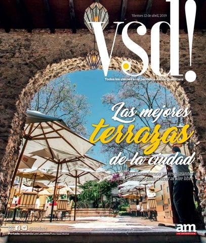Las Mejores Terrazas De La Ciudad By Am Queretaro Issuu