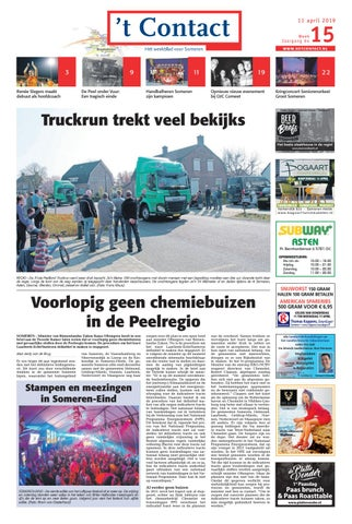 het contact 11-04-2019das publishers! - issuu