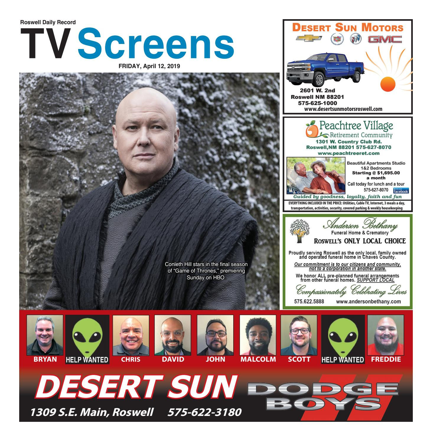 Actor Porno Gay Chris Hader screens 4 12 19roswell daily record - issuu