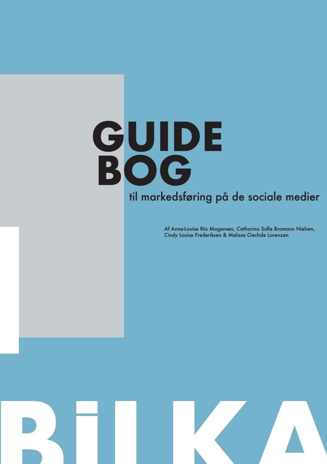 Picture of: Bilka Guidebog By Melissa Issuu