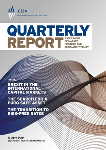 ICMA Quarterly Report Second Quarter 2019 by ICMA - issuu