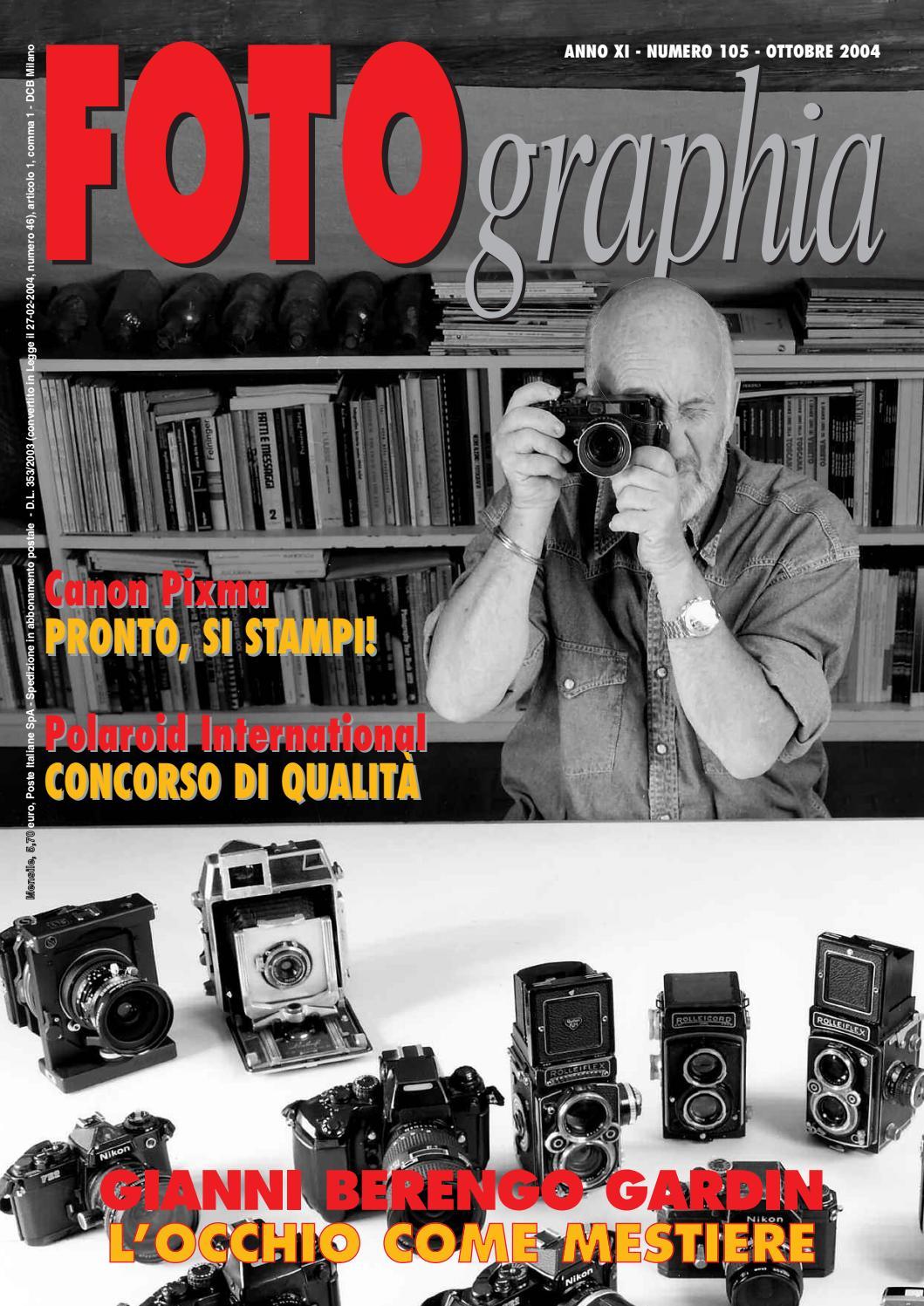 FOTOgraphia 105 ottobre 2004 by FOTOgraphia issuu
