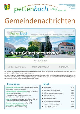 Pettenbach - Thema auf optical-mark-recognition.com