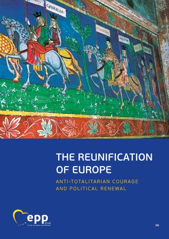 The Reunification book by Dubravka Šuica Official Page - issuu