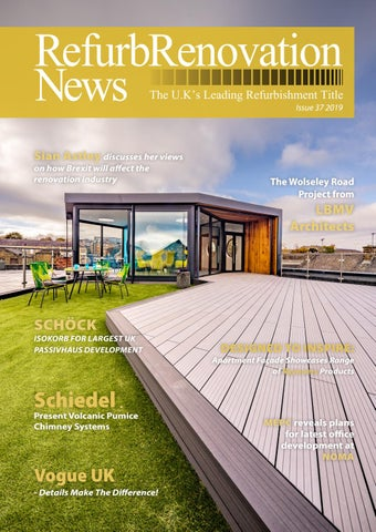 Refurb Renovation News Issue 37 by Lapthorn Media - issuu