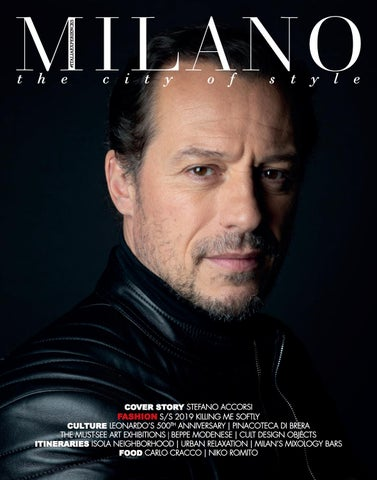 Milano The city of style n.1 by Gruppo Editoriale srl issuu