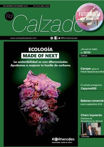 6ec13df916 Revista del Calzado, nº 219 by Mundipress, s.l. - issuu