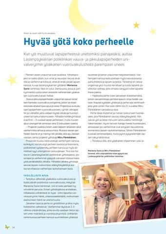 Page 34 of Hyvää yötä koko perheelle