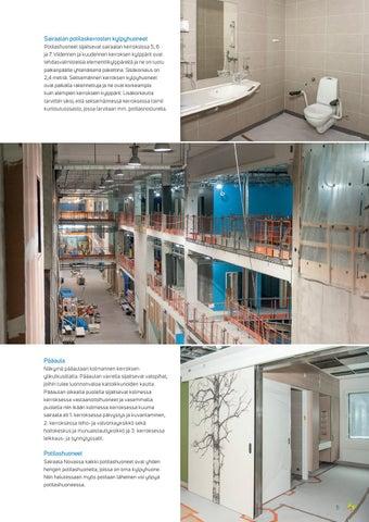 Page 5 of Kurkistus Sairaala Novan sisätiloihin