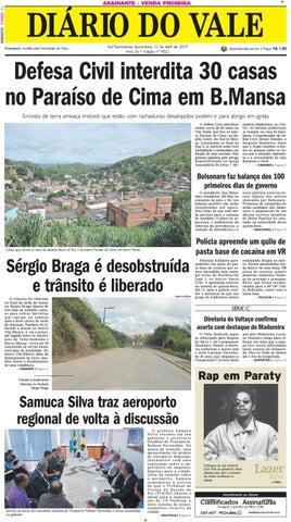 33726fd7d 9022 - Diario - Sexta-feira - 12.04.2019 by Diário do Vale - issuu