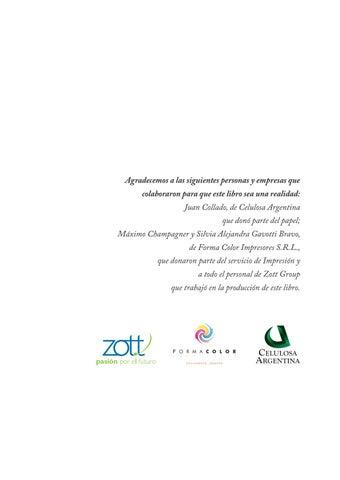 7c74775fd Agradecemos a las siguientes personas y empresas que colaboraron para que  este libro sea una realidad  Juan Collado