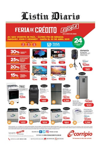 fd031eafc LD 12-04-2019 by Listín Diario - issuu