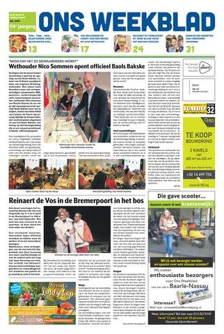 a1f8de72532 Ons Weekblad 12-04-2019 by Uitgeverij Em de Jong - issuu