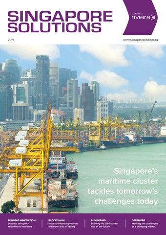Singapore Solutions 2019 by rivieramaritimemedia - issuu