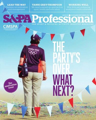 best service 56100 d594b S PA Professional Magazine Nov Dec 2012 by CIMSPA - issuu