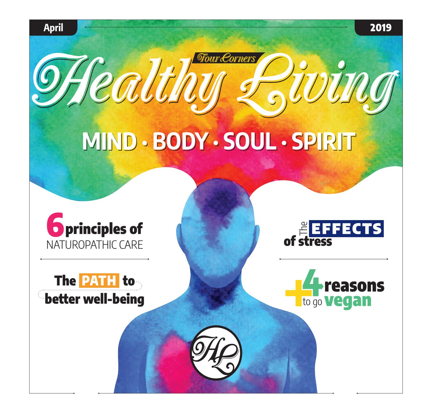 Four Corners Healthy Living - Holistic Health 2019 by