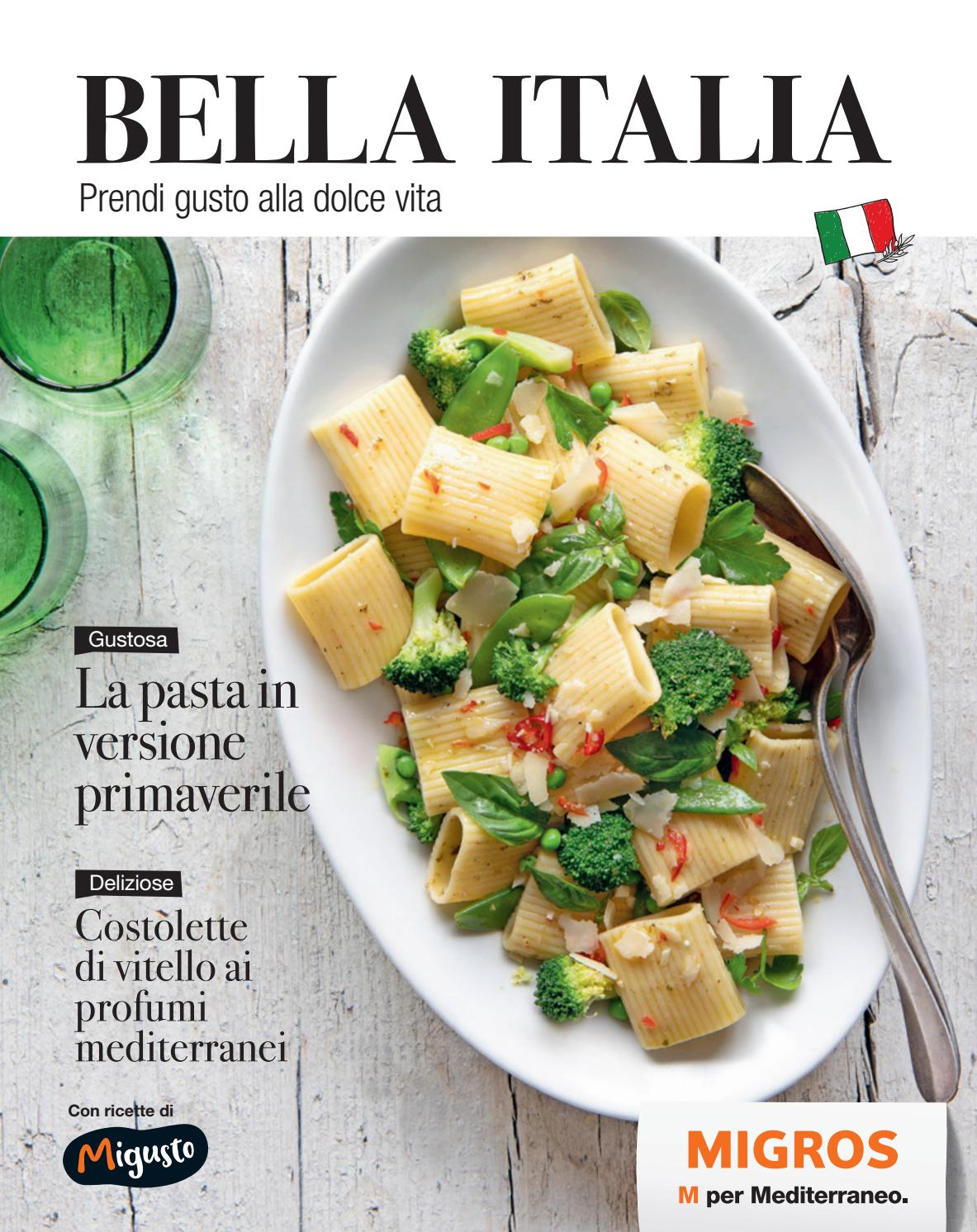Bella Italia By Migros Issuu
